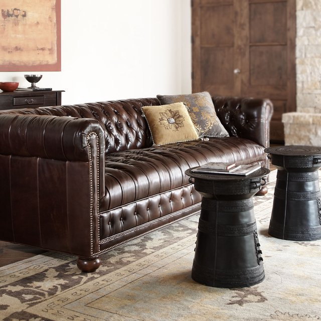 Royal Sofa by Old Hickory Tannery