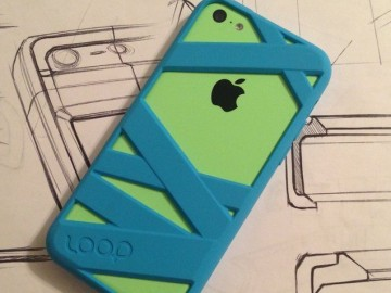The Mummy Case for iPhone 5c