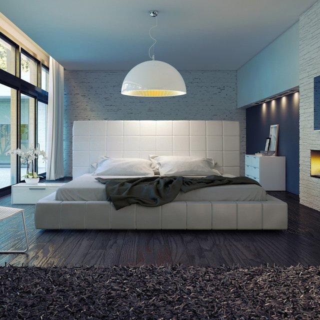 Thompson Bed by Modloft