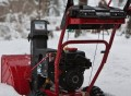 Two-Stage Snow Thrower by Troy-Bilt