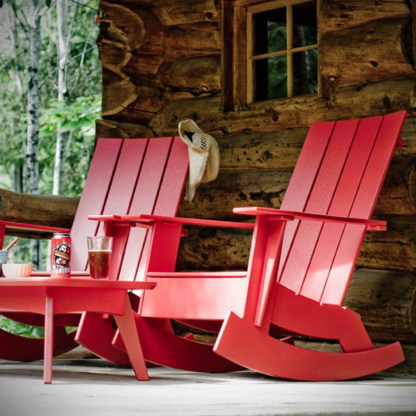 Adirondack Rocker by Loll Designs