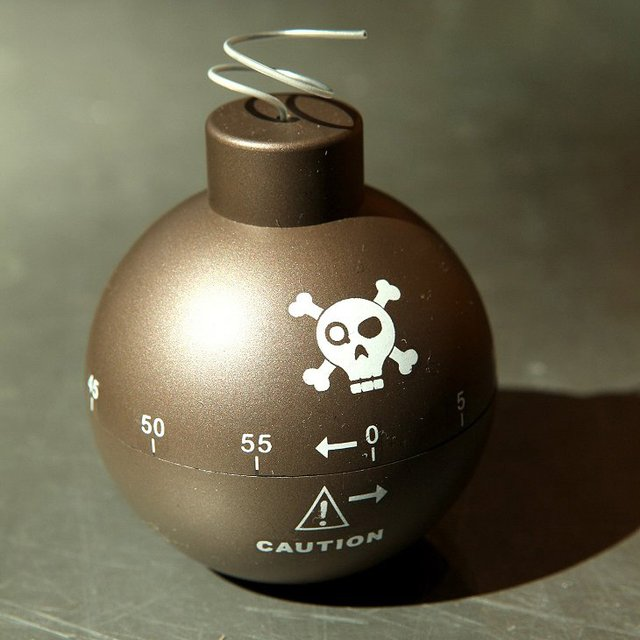 Bomb Kitchen Timer