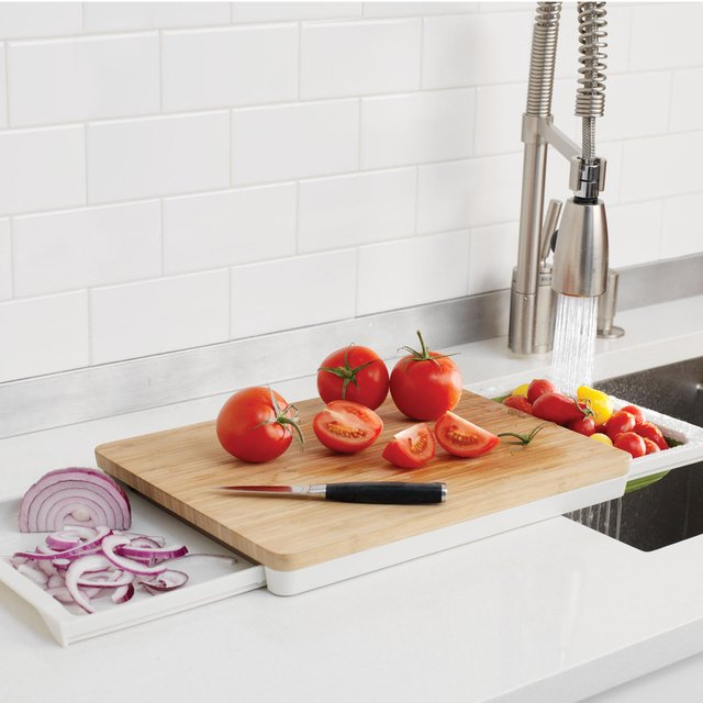 Chef'n PrepStation 3-in-1 Cutting Board
