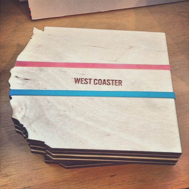 Coast to Coaster Set by Poketo