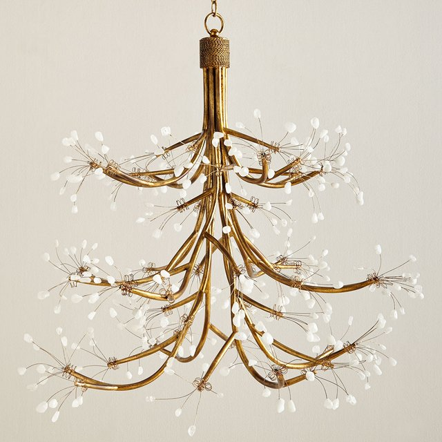 Enchantment Halogen Chandelier by John-Richard Collection