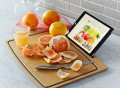 Epicurean Chef Sleeve Cutting Board with iPad Stand