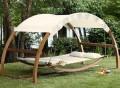 Garden Oasis Arch Swing