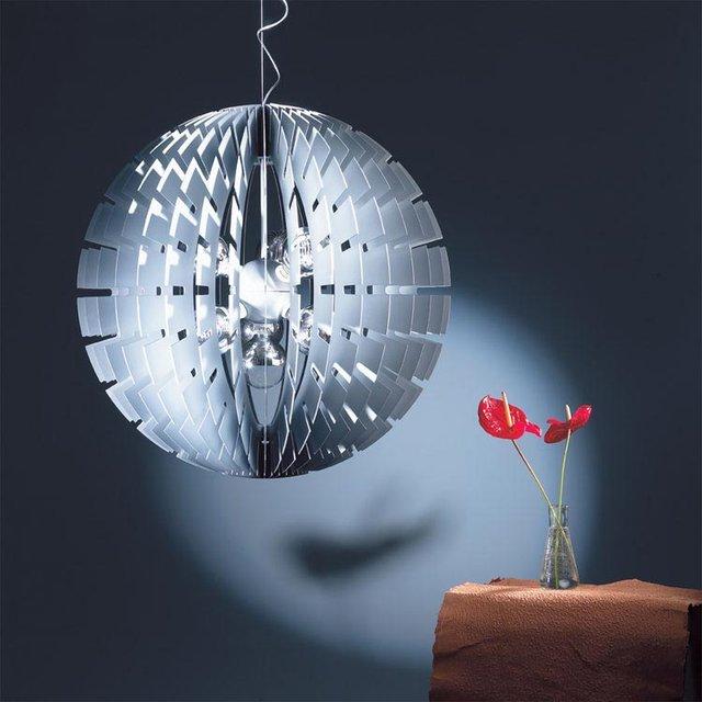Helios Aluminum Pendant Lamp B.Lux