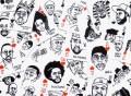 Hip-Hop Card Deck by Sayori Wada