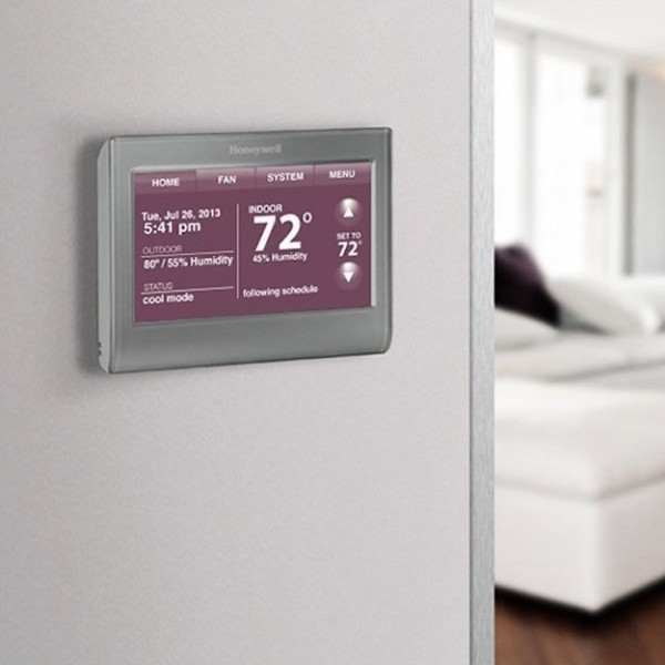 Best Gifts 2014 Honeywell Wi Fi Smart Thermostat Best