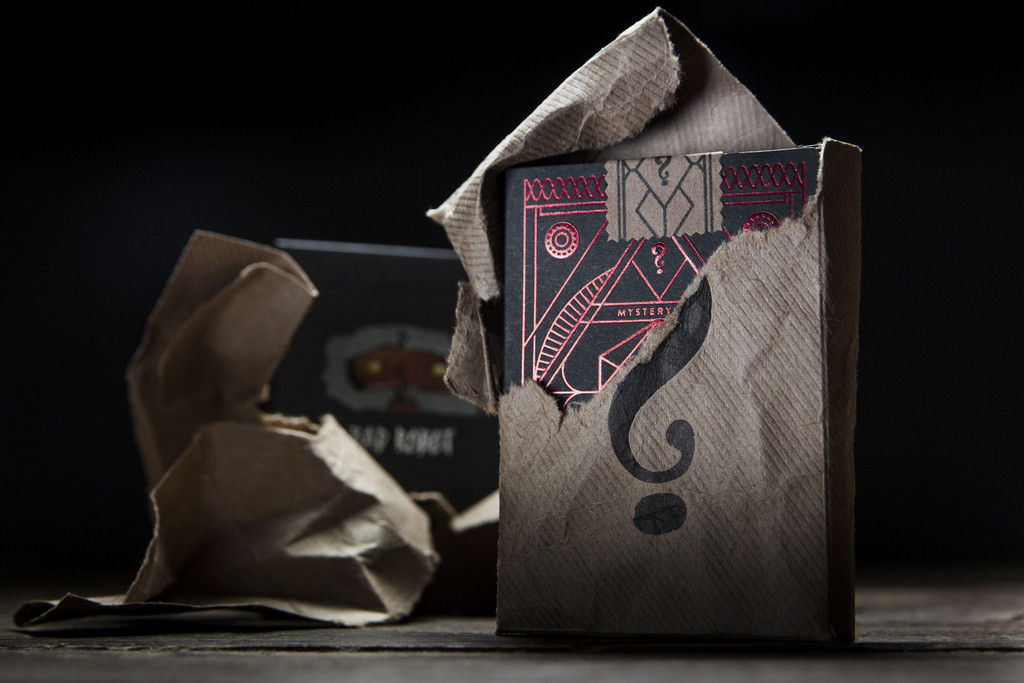 J.J. Abrams x theory11 Mystery Box Playing Cards