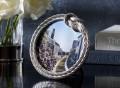 Lautrec Silver Rope Frame by Ralph Lauren