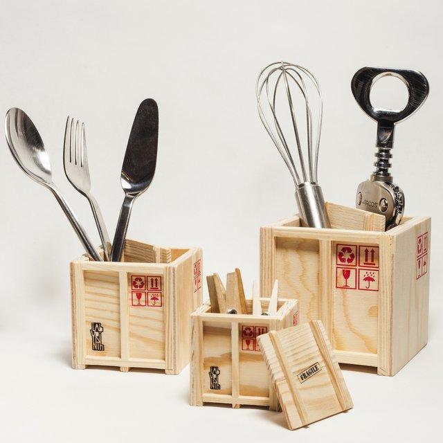 Mini Cargo Crates