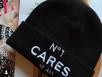 N°1 Cares Beanie by Reason Clothing