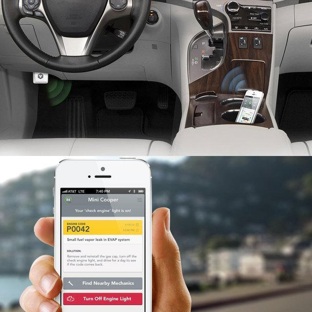 Smart Driving Assistant by Automatic