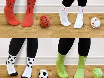 Sports Ball Socks