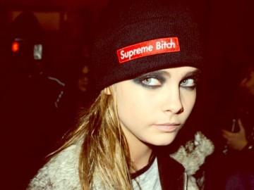 Supreme Bit*h Beanie