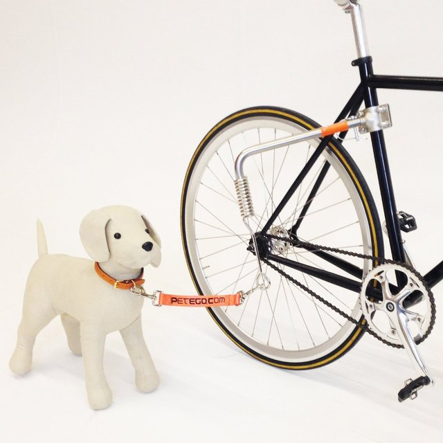 Universal Bicycle Hands Free Leash
