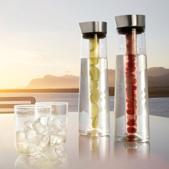 Acqua Cooling Carafe by Blomus