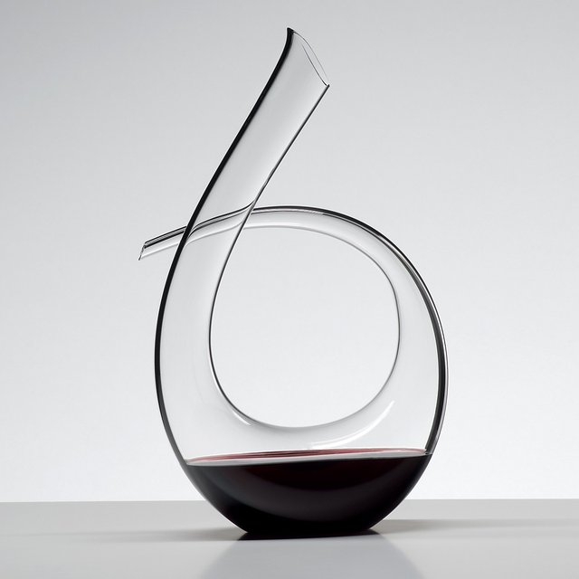 Black Tie Decanter by Riedel