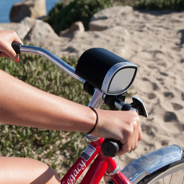 Bluetooth Bike Speaker