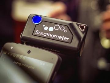Breathometer Smartphone Breathalyser