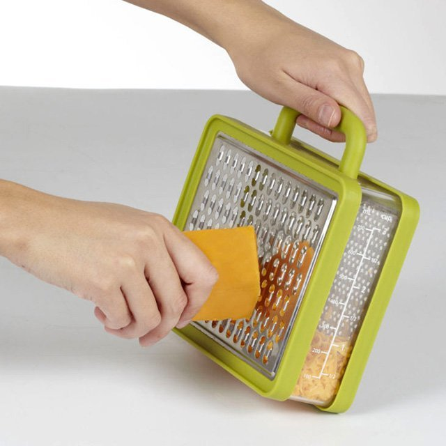 Briefcase Cheese Grater