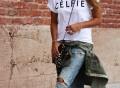 Celfie Tee by Sincerely Jules