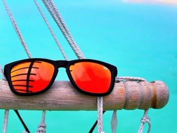 Deep Space Saturn Sunglasses by Blenders Eyewear