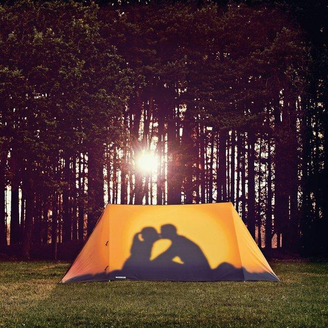 Get a Room Tent by FieldCandy