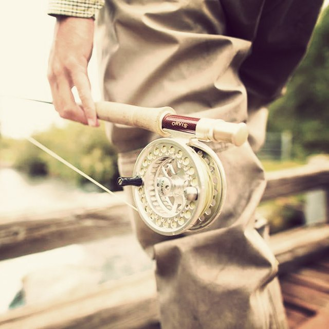 Hydros Fly Fishing Reel by Orvis