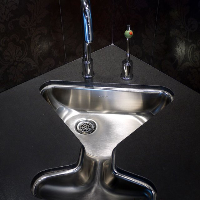 Martini Bar Sink