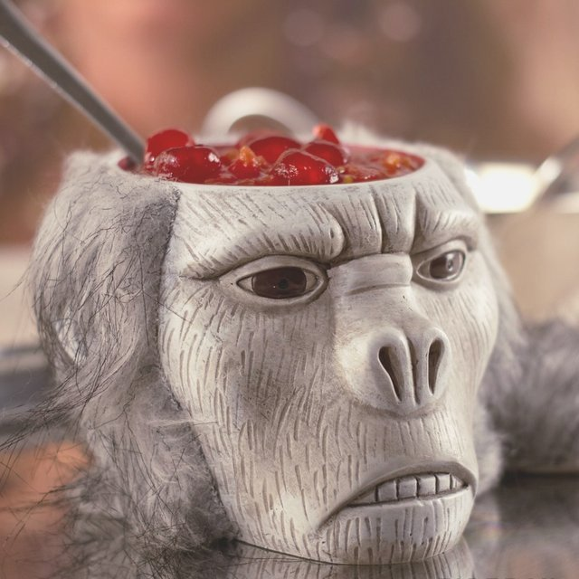 Monkey Head Brains Bowl