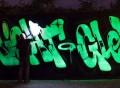 Nightglow Luminescent Spray Paint
