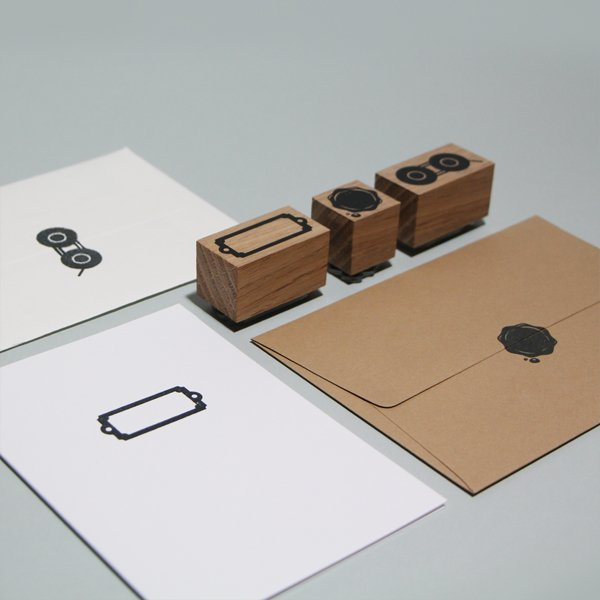 Posh Stamps by Moko Sellars