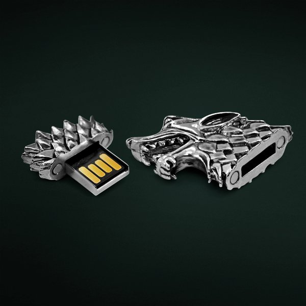 Stark Direwolf USB Flash Drive