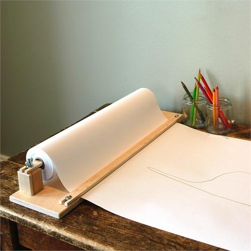 Table-Top Paper Holder & Cutter