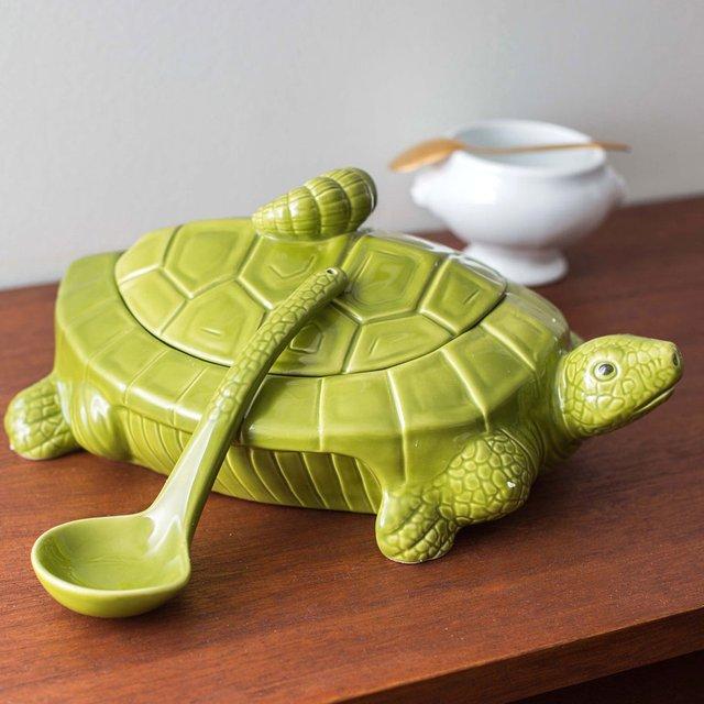 Turtle Soup Tureen