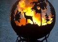 Up North Steel Fire Pit