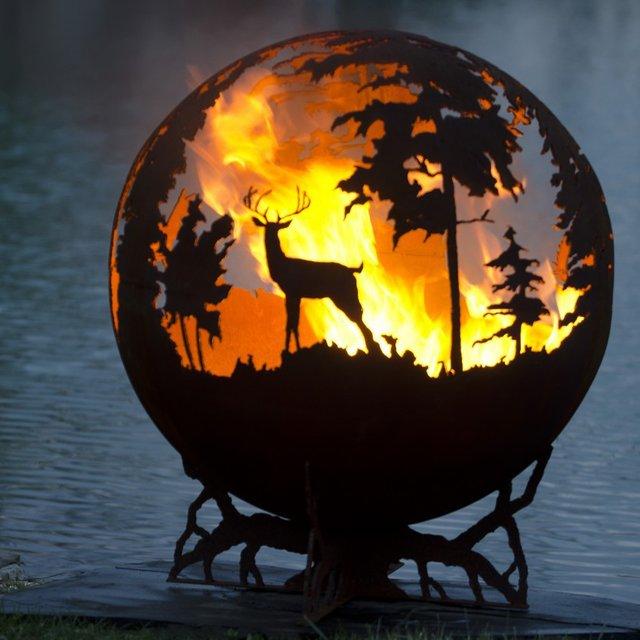 Small Rocking Lamp by Mineheart