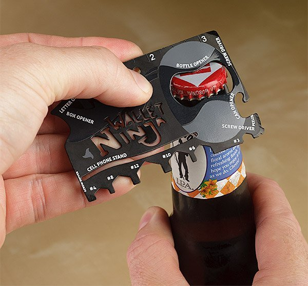 Wallet Ninja 16-in-1 Pocket Mult