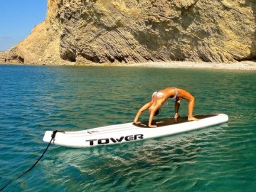 Adventurer Inflatable Stand Up Paddleboard