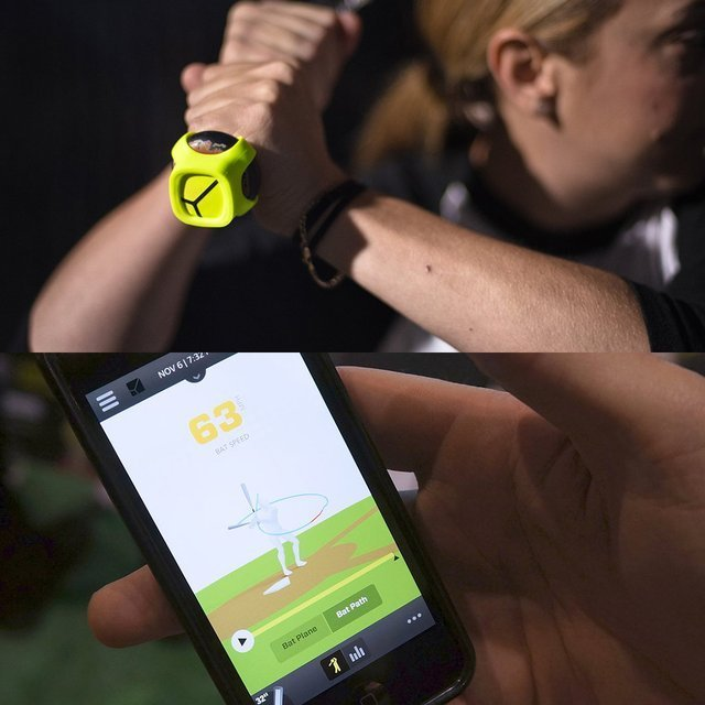 Baseball Swing Analyzer by Zepp