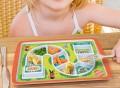 Dinner Winner Kids Plate