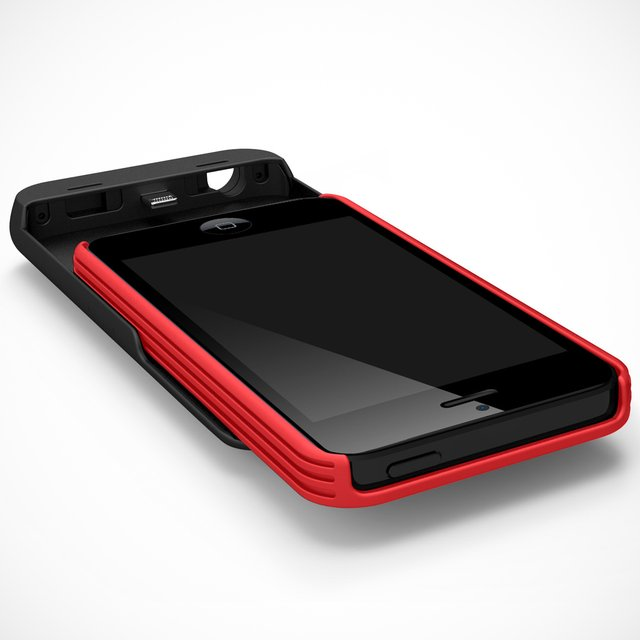 Energi Sliding Power iPhone 5 Case by TYLT