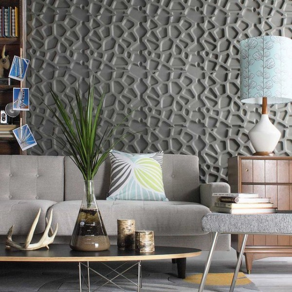 Hive Wall Panels by Inhabit