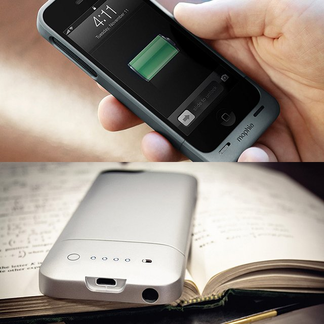 iPhone 5 Juice Pack Helium by Mophie