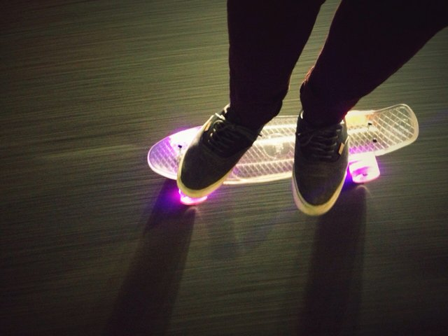 LED Cruiser by Snitto