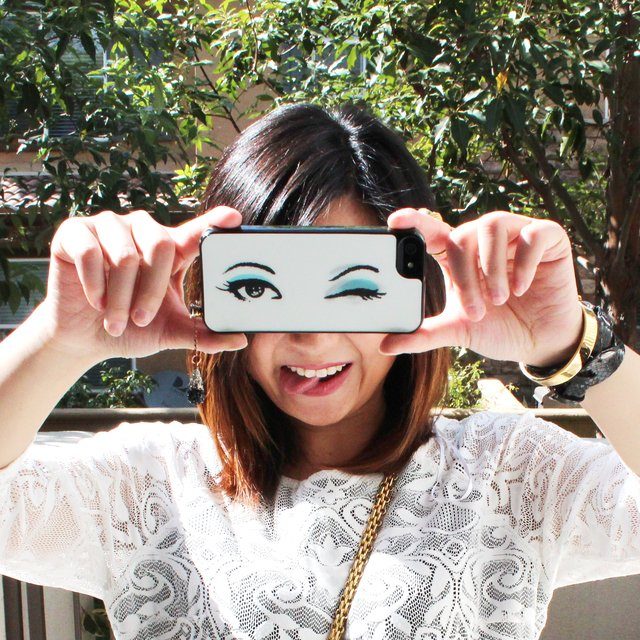Lenticular iPhone 5 Case by Kate Spade