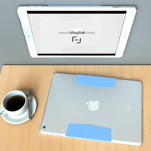 MagBak iPad Mount